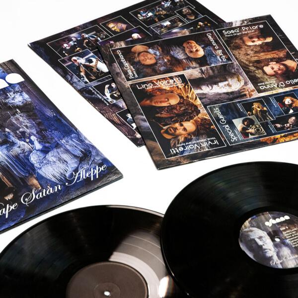 Album per doppio vinile 33 giri